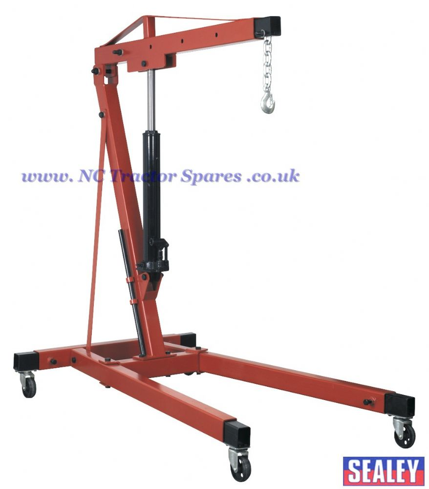 Crane 1tonne Long Reach Extendable Legs